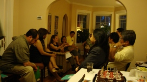 Filipino Diaspora Donors in Chicago, June 2009