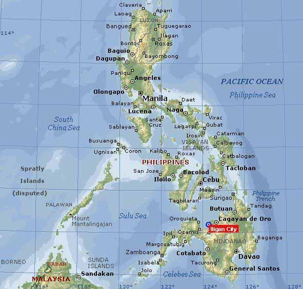 Iligan City Philippines  city images : Iligan City, Mindanao Island, Philippines