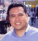 Dales Asis, Founder and President of Bayanihan Foundation Worldwide