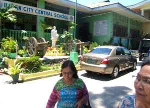 Iligan Central Elementary School