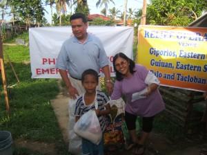 Street Children food distribution