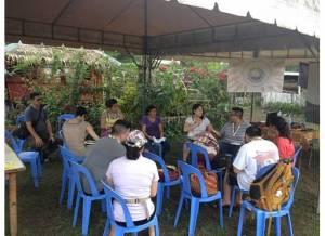 NEXTGEN and Kaluluwa Kolectivo join group discussion in Liloan, Cebu