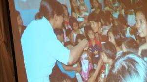 Beyond Borders, a US registered public charity helps out needy children in the Philippines
