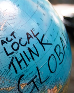 Act Global Think Local