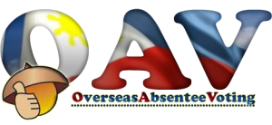 Filipinos Overseas Absentee Voting Logo