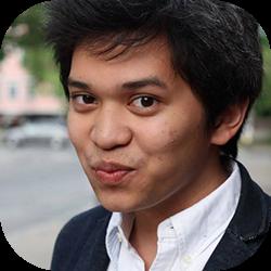 Josh Dorado, co-founder of Kaya Ko Collaborative