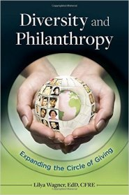Diversity and Philanthropy Book Cover (courtesy of Amazon.com)